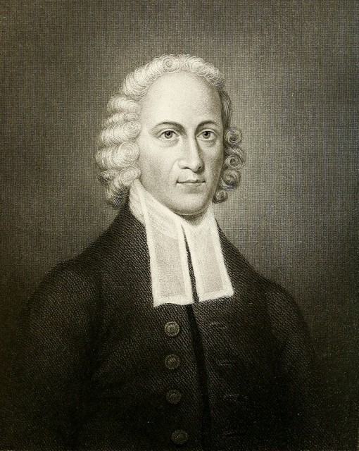 Engraving of Jonathan Edwards by R. Babson and J. Andrews.