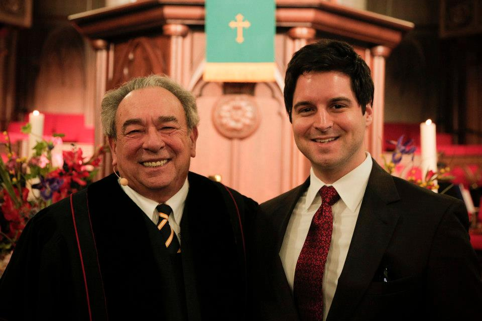 Gratitude for all God did through R.C. Sproul
