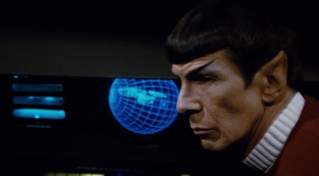 When he was asked to direct the sequel, Nick Meyer didn't know anything about Star Trek except for Spock's iconic pointed ears, so in order to connect with a general audience, he decided to start the first shot of the film with Spock's ear. image: Paramount Pictures