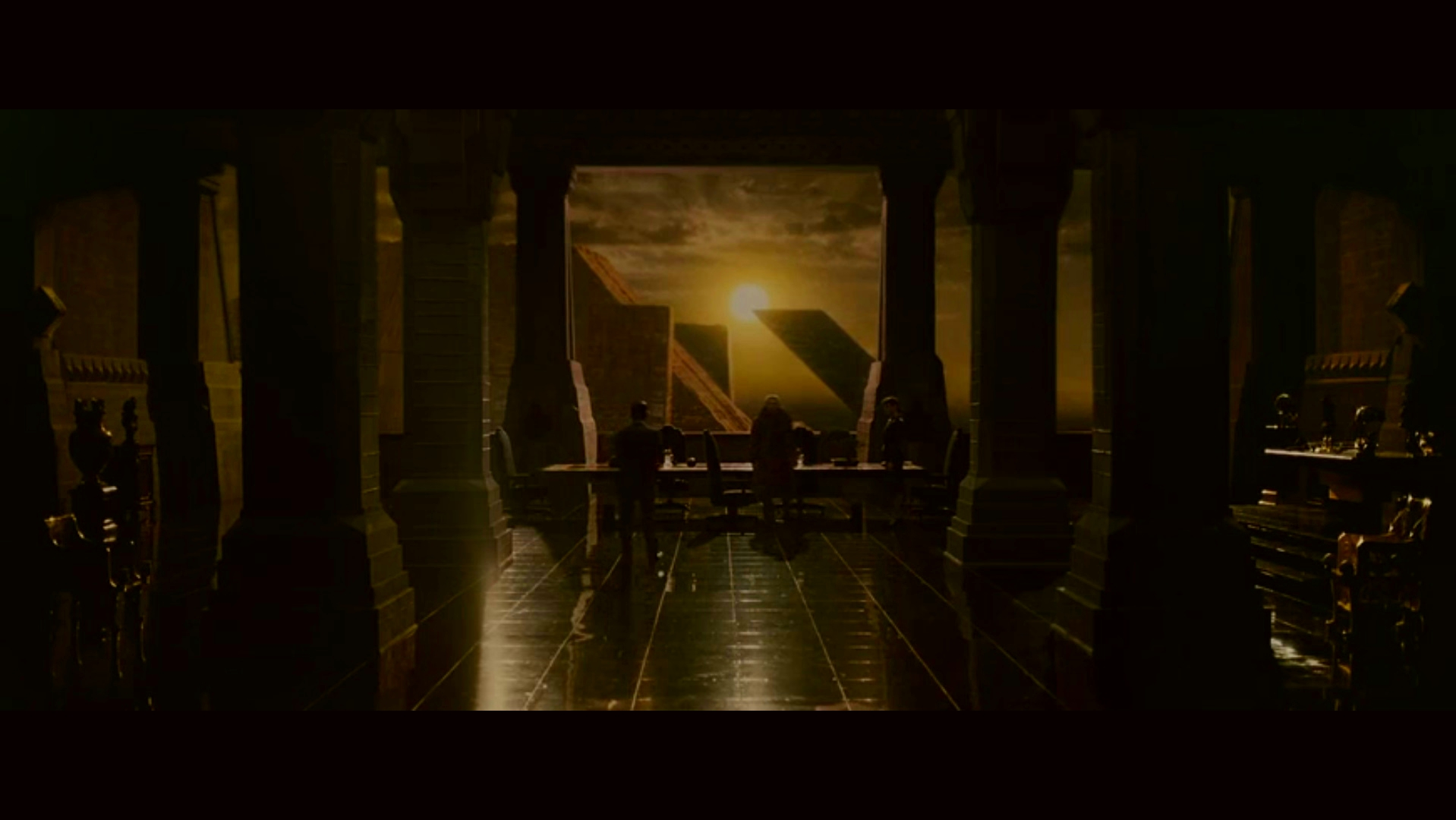 biblical themes in blade runner Welcome to the gnostic nightmare: blade  anything that smacks of deviation from biblical  but blade runner carries the theme to.